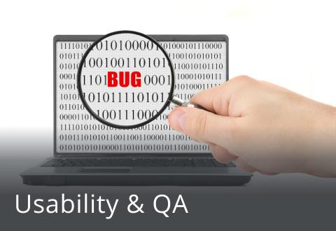 Usability & QA
