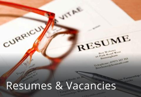 Resumes & Job Ads